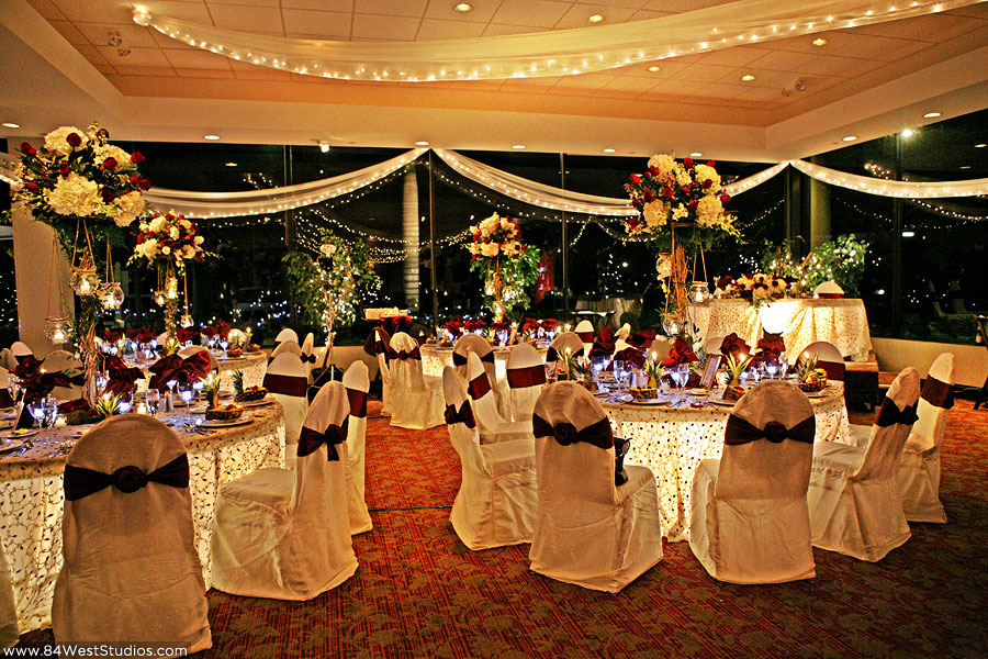 Lighting Decor Under Table Lighting Ceiling Draping Fabric BackDrops