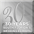 84 West Studios, over 30 Years as South Florida's Wedding Experts