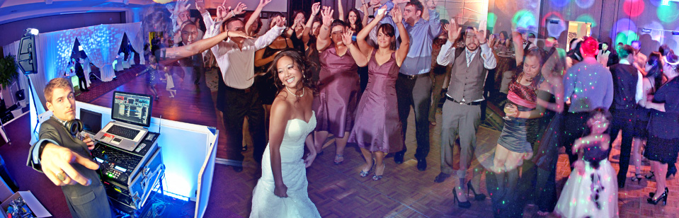 Award Winning South Florida Wedding DJ's