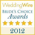Miami Wedding Wire Bride's Choice Awards 2012 Winner 84 West Studios