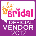 84 West Studios, Official Vendor of Girls Gone Bridal 2012