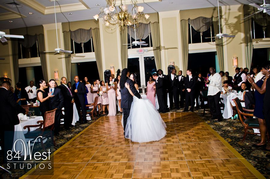 Ronique And Rufuss Wedding At Weston Hills Country Club By 84 West Studios WEST STUDIOS South Florida Events