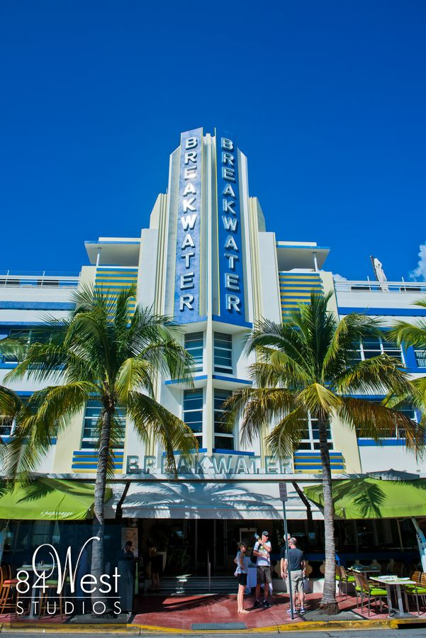 Model shoot at The Breakwater Hotel on South Beach in Miami @ 84 ...